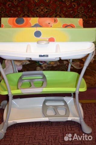 Пеленальный столик рязань