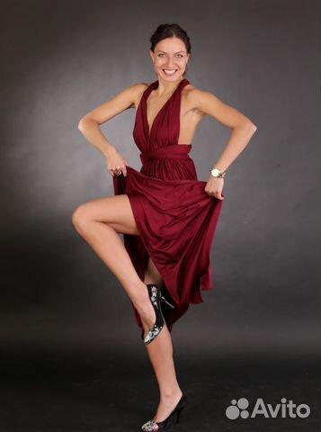 Бордовые платья купить екатеринбург