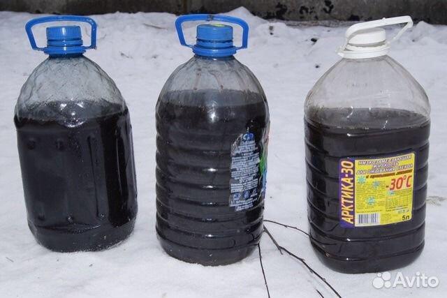 купить отработанное масло цена