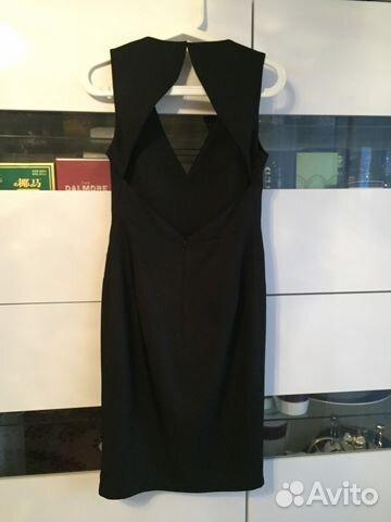 Платье короткое брендовое