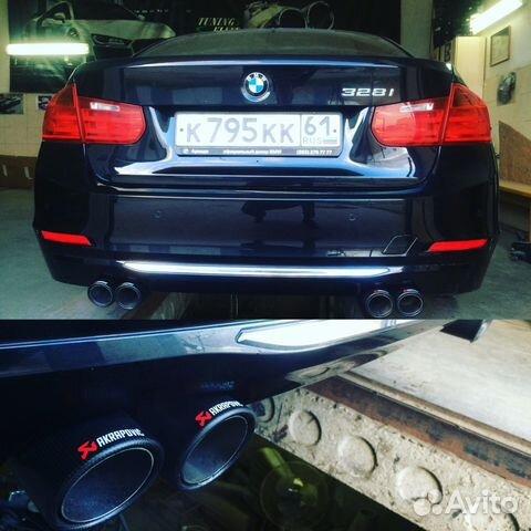 c4b71d6ff108 BMW F30- спортивный выхлоп- Akrapovic 90-102