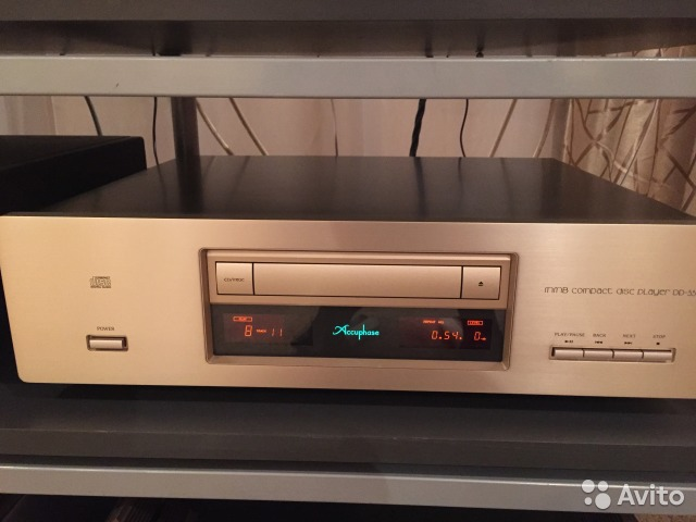 accuphase плееры cd dp-500