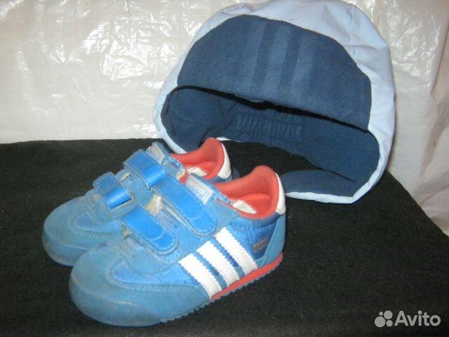 buy online 7d6ad f3a26 Ecco ботинки и adidas кроссовки и шапка 19 21 23