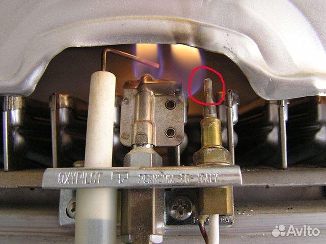 котел гелиос как отрегулировать пламя на запальнике собраны