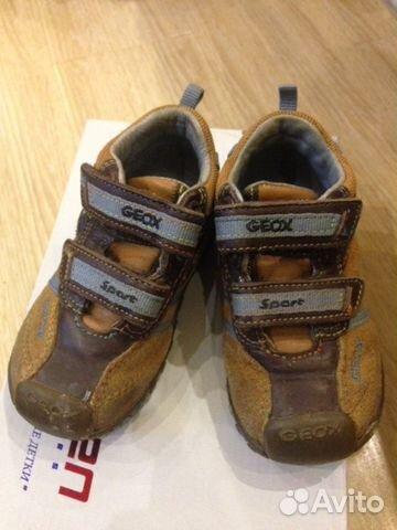 74378b26d Кроссовки Geox, обувь на мальчика 21 размера кеды | Festima.Ru ...