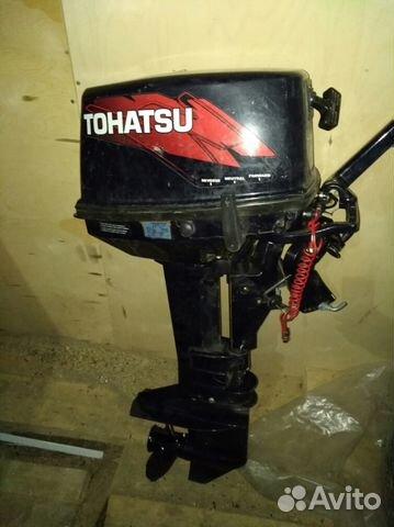 купить дешево лодочный мотор тохатсу в москве