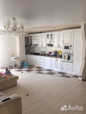 Продается четырехкомнатная квартира за 5 600 000 рублей. Комсомольский пр-кт, 122.
