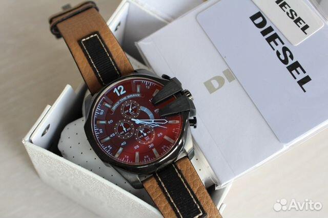 Новые мужские часы Дизель купить в Санкт-Петербурге