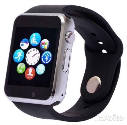 Умные часы smart watch w8 фото 1 слово