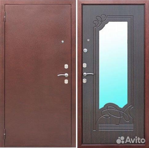 металлические двери и их цена