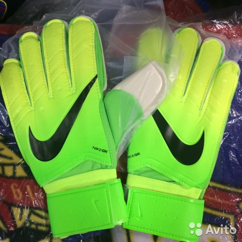 9b2486a6 Вратарские перчатки Nike GK купить в Москве на Avito — Объявления на ...