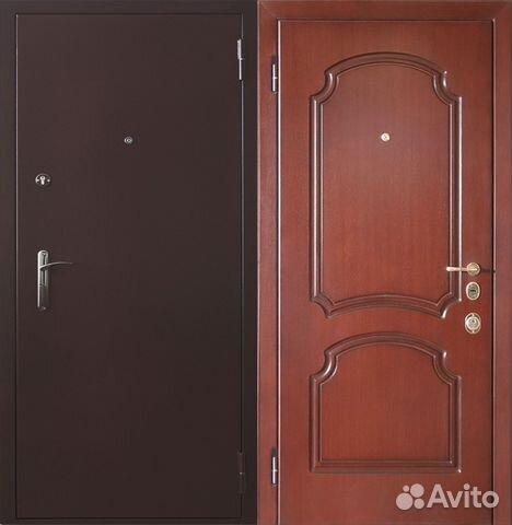 металлические двери порошковая