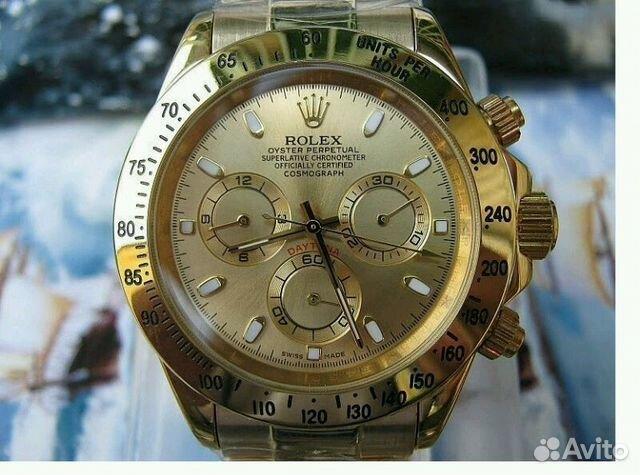Rolex daytona оригинал цена мужские