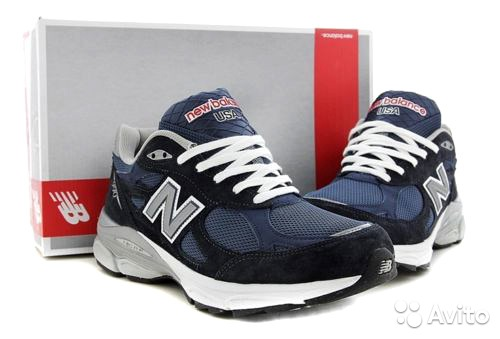 Мужские кроссовки New Balance 990 M990NV3   Festima.Ru - Мониторинг ... d12209a362c