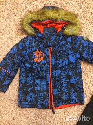 Зимний костюм шалуны р.98 89235002111 купить 1