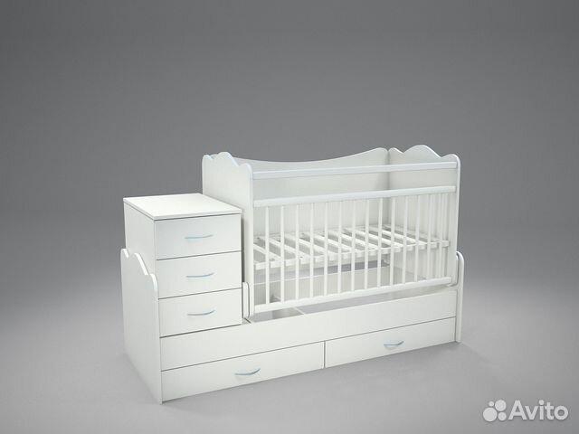 Кроватка трансформер брянск