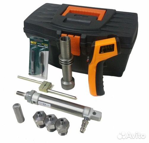 Equipment for the restoration of ball bearings
