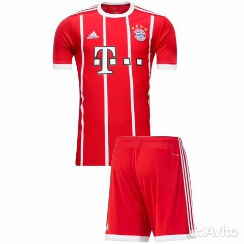 Футбольная форма бавария санкт- петербург