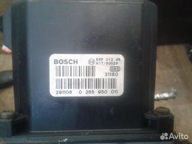 Блок ABS Audi A4B6 (8E/8H) (Ауди А4) 2000-2005 89092098777 купить 1
