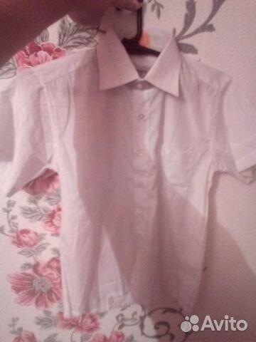 b49f977f800 Рубашка белая