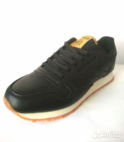 ce1a38069346 Кожаные кроссовки Рибок классик 41-45 размер купить в Москве на ...