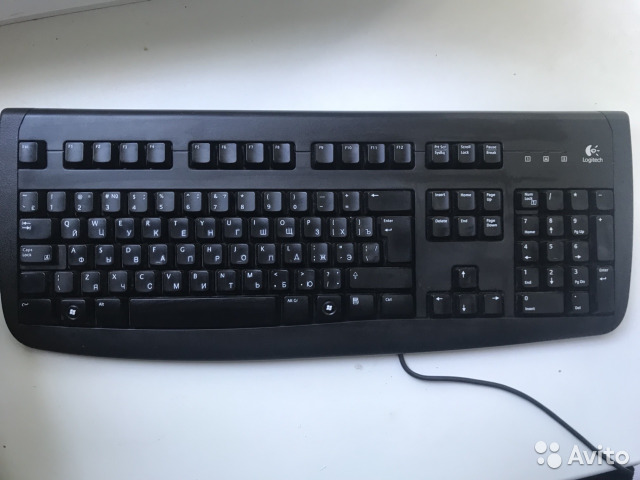 Logitech Deluxe Keyboard Windows 8