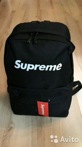 03a5de36b24d рюкзак Supreme купить в краснодарском крае на Avito объявления на