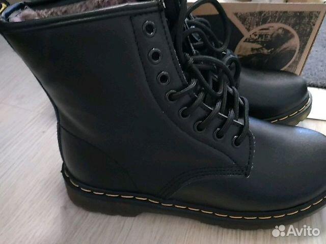 e21d1169 Ботинки типа,dr martens новые | Festima.Ru - Мониторинг объявлений