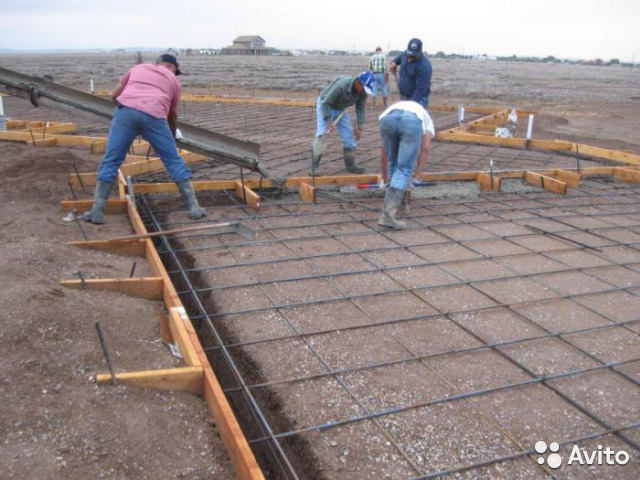 slab foundation construction - 944×708