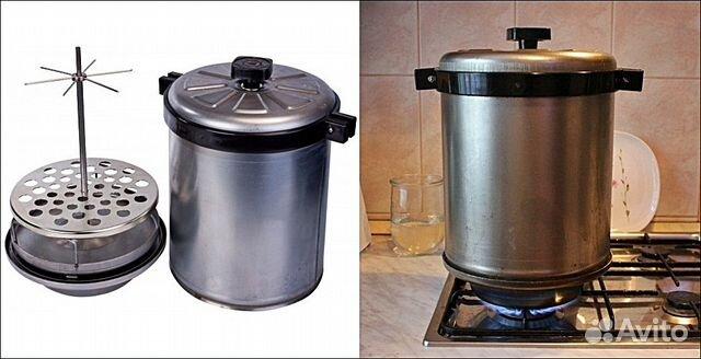 Авито купить коптильню для горячего копчения в домашних условиях самогонный аппарат для житняй водки