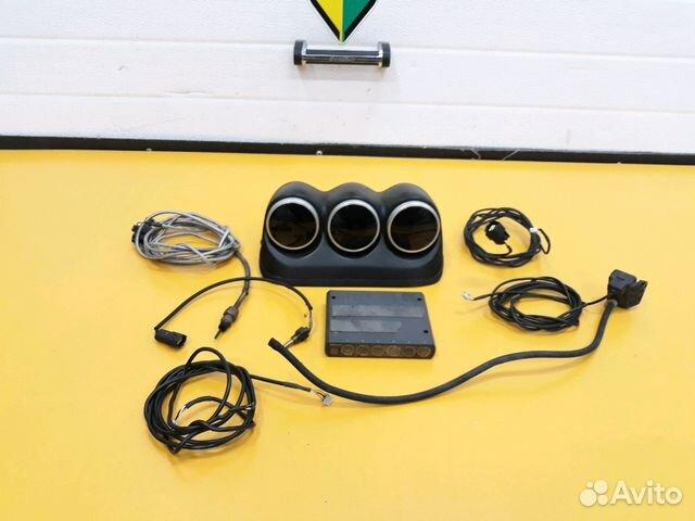 89625003353 Датчики Defi установочный комплект Subaru Forester