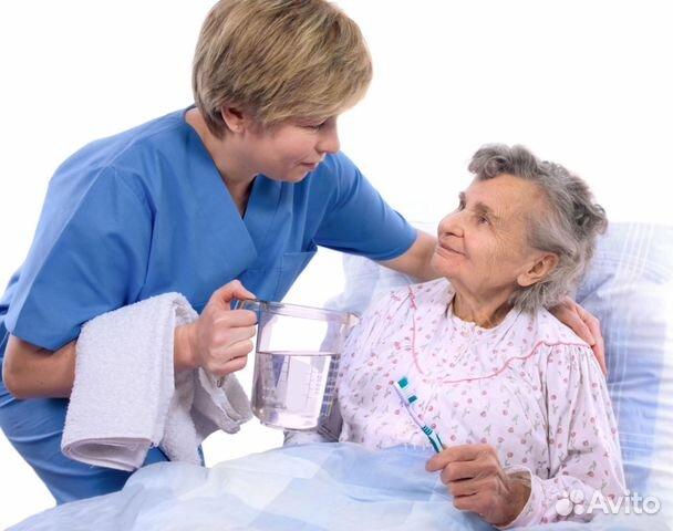 Уход за больными пожилого возраста на дому авито дом престарелых на чкаловском