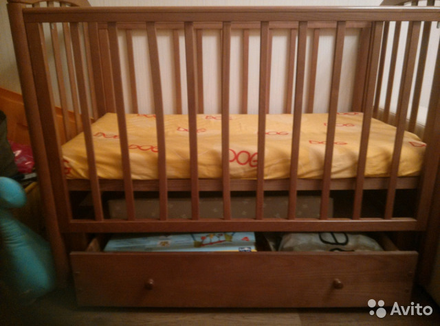 кровать детская гост 19917 93