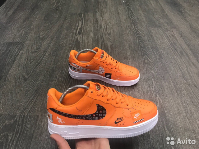 caf07ff2 Nike Air Force 1 Just Do It | Festima.Ru - Мониторинг объявлений