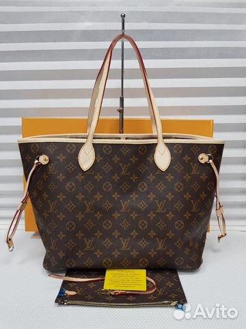 95b4b0cf0481 Сумка Louis Vuitton канва/кожа 32*28 разные | Festima.Ru ...