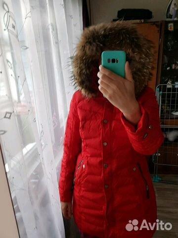 Куртка пуховая зимняя 89086408647 купить 4