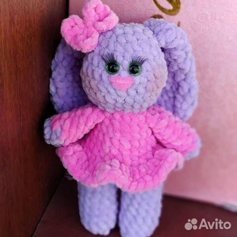 плюшевые вязаные игрушки на заказ Festimaru мониторинг объявлений