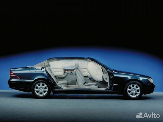 d59610aa66bf6 Разборка запчасти Mercedes W220 S-класс купить в Москве на Avito ...