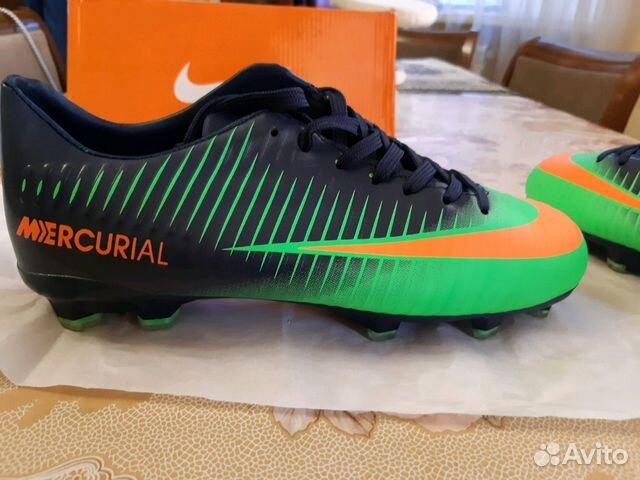 2599165b Футбольные бутсы Nike Mercurial абсолютно новые | Festima.Ru ...
