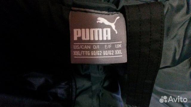 Пуховик puma DE-91074   Festima.Ru - Мониторинг объявлений 88ffb246fb7