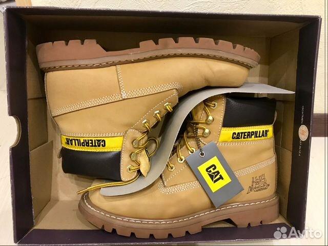 ce30a08e Мужские ботинки Caterpillar Colorado 41 размер купить в Москве на ...
