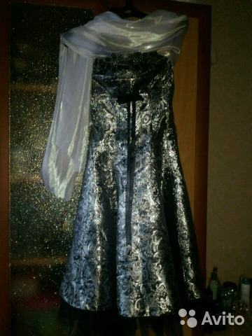 b1b442e0f19 Вечернее выпускное платье Россия купить в Амурской области на Avito ...