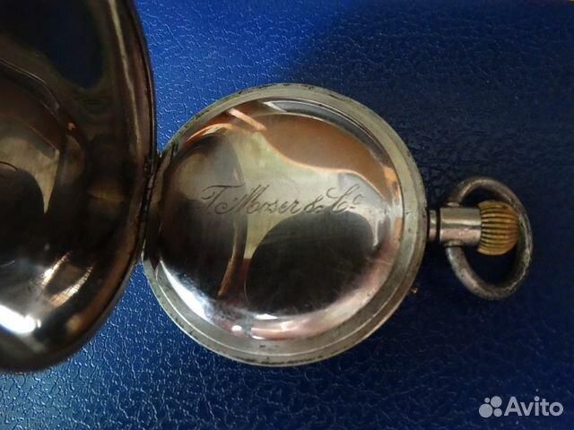 Старинные карманные часы мозер 89803291406 купить 6
