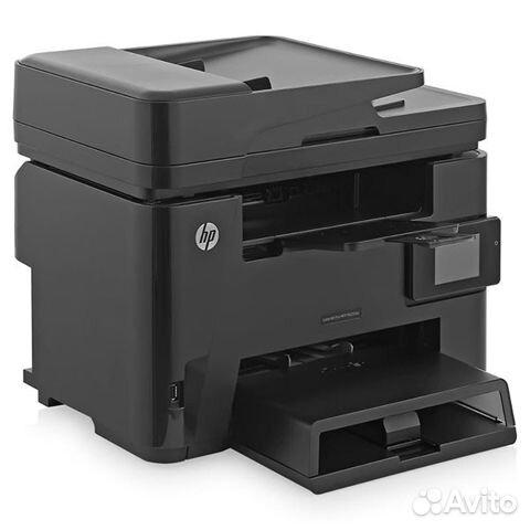 HP LaserJet Pro MFP M225dw б/у 89202223107 купить 2