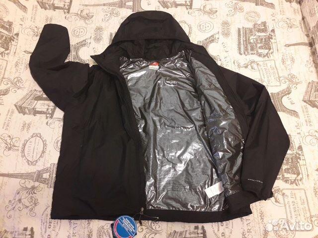 Мужская куртка Columbia omni-heat 56-58р купить в Тульской области ... eaac0724ab425