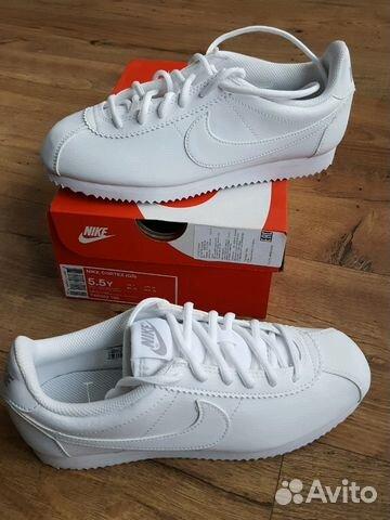 Кроссовки Nike Cortez gs купить в Воронежской области на Avito ... 0d8cd0c2913