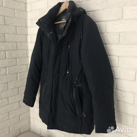 d6f7dcab4 Новая Парка мужская зимняя куртка оригинал синяя | Festima.Ru ...