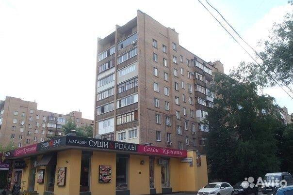 Продается трехкомнатная квартира за 10 200 000 рублей. Москва, Халтуринская улица, 17.