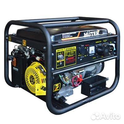 Купить в кредит генератор бензиновый