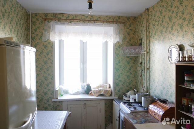 Продается двухкомнатная квартира за 2 600 000 рублей. Нижний Новгород, Камчатский переулок, 4.